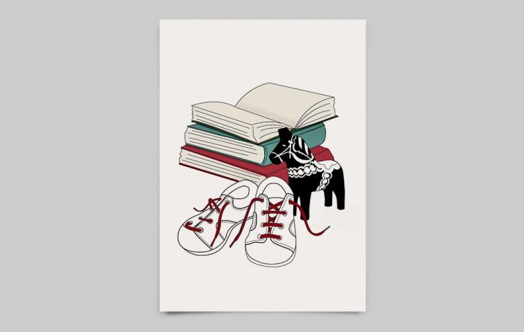 Bookcover illustration