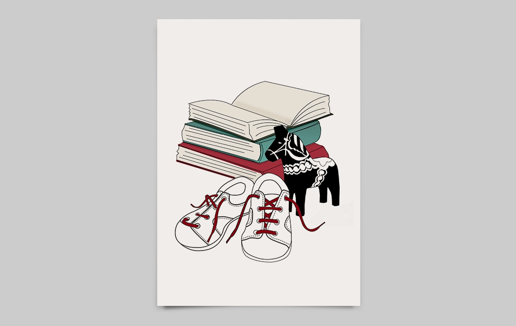 Bookcover illustration