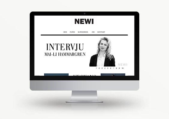 NEWI – Inspiration site
