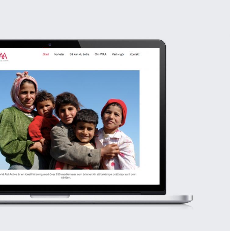 World Aid Active