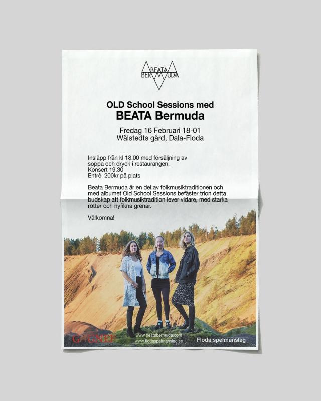 Beata Bermuda poster